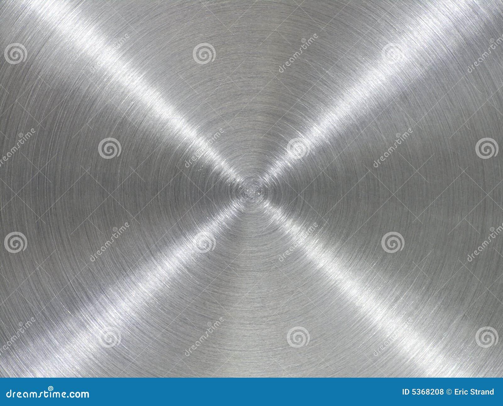 Aufgetragener Stahl