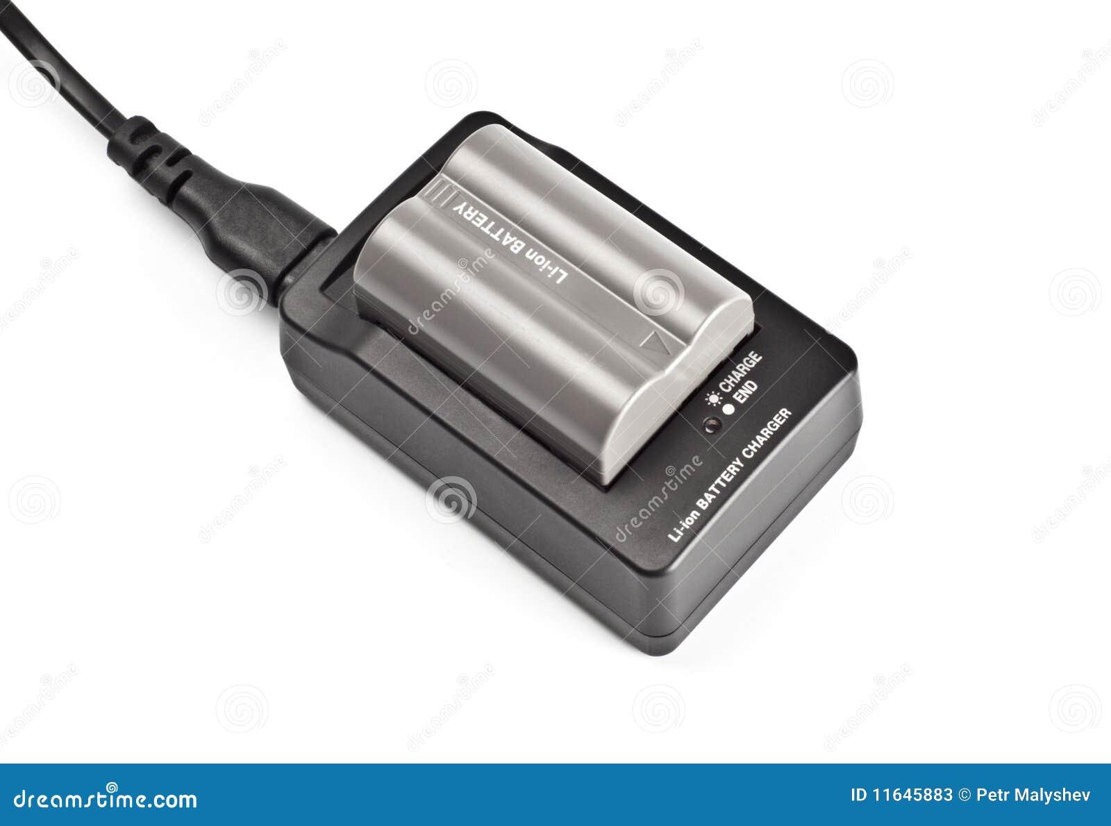 Aufladeeinheit mit Batterie