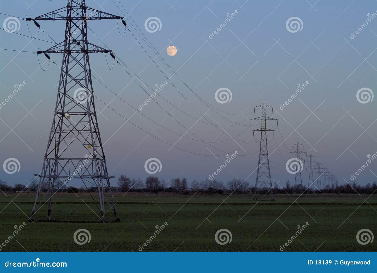 Augmentation de pleine lune