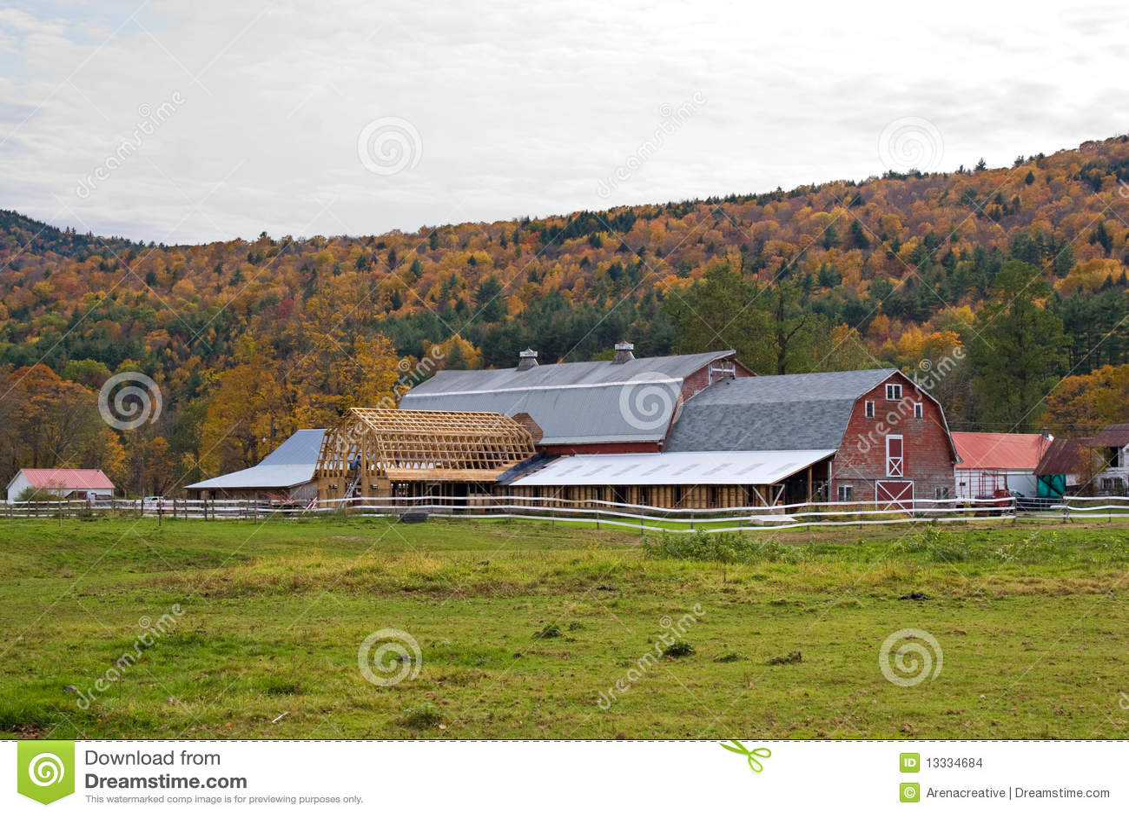 Augmenter de grange