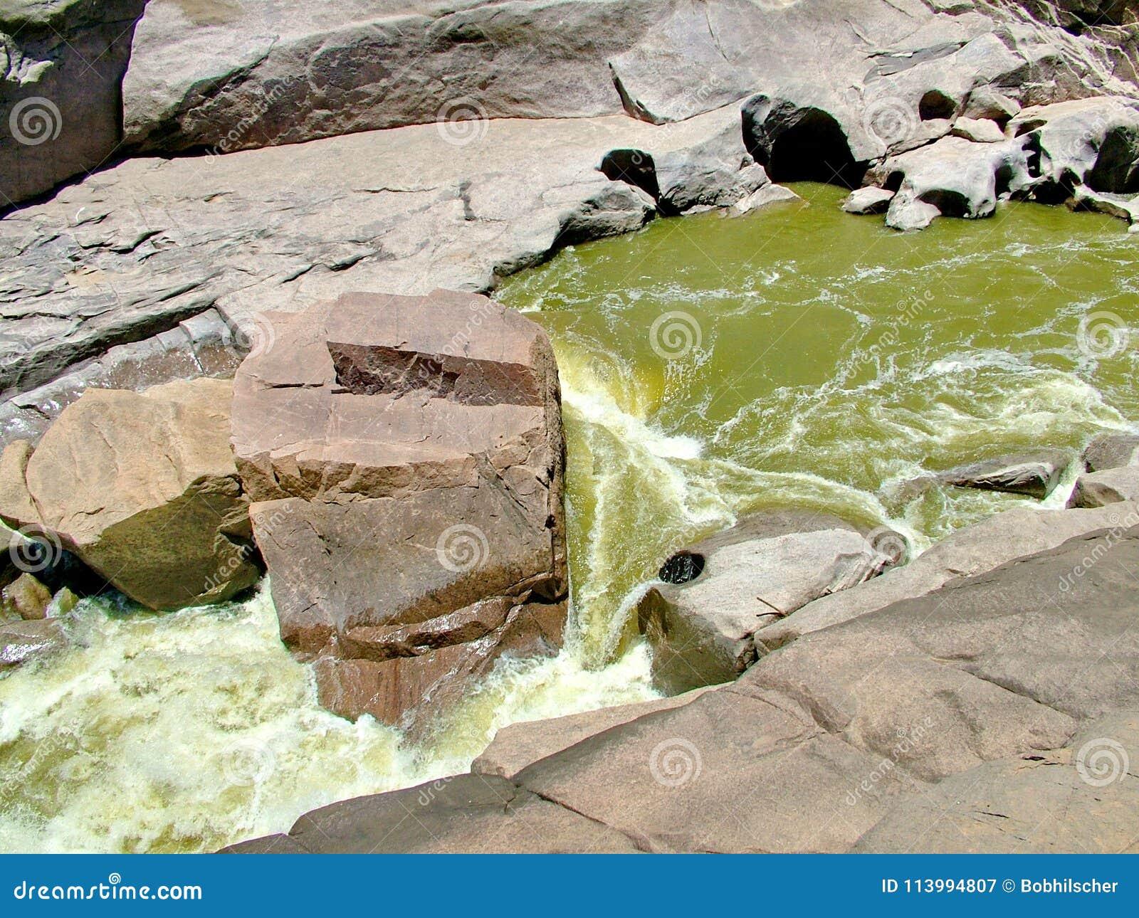 Augrabies waterfalls