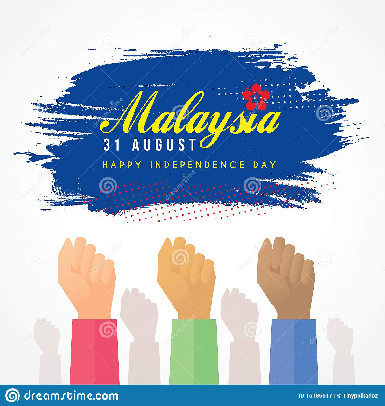 31 August - Malaysia Independence Day