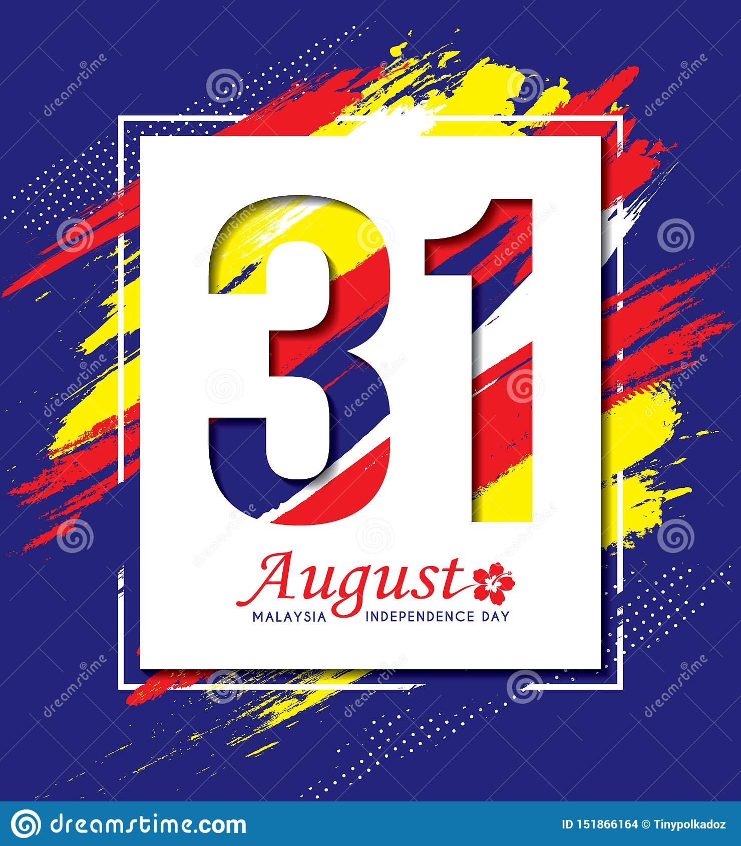 31. August - Malaysia-Unabhängigkeitstag