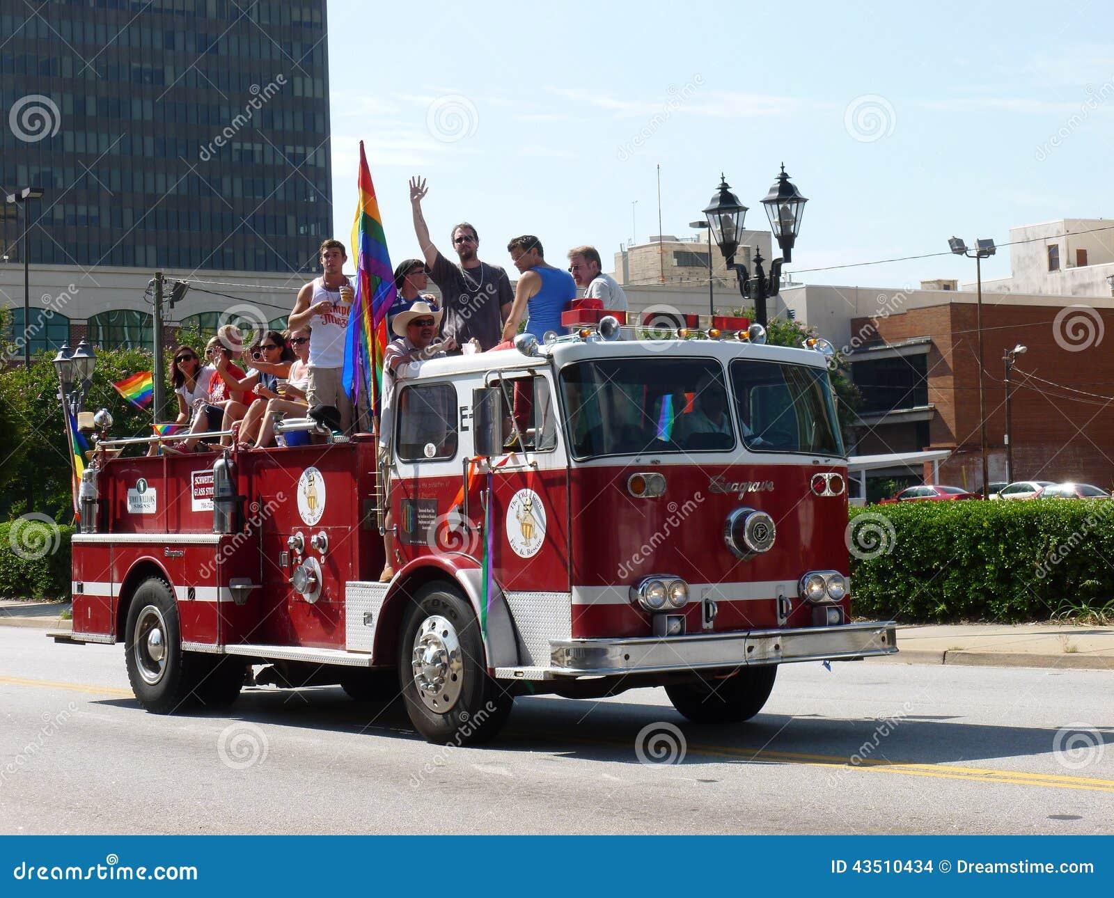 Augusta Gay Pride Parade