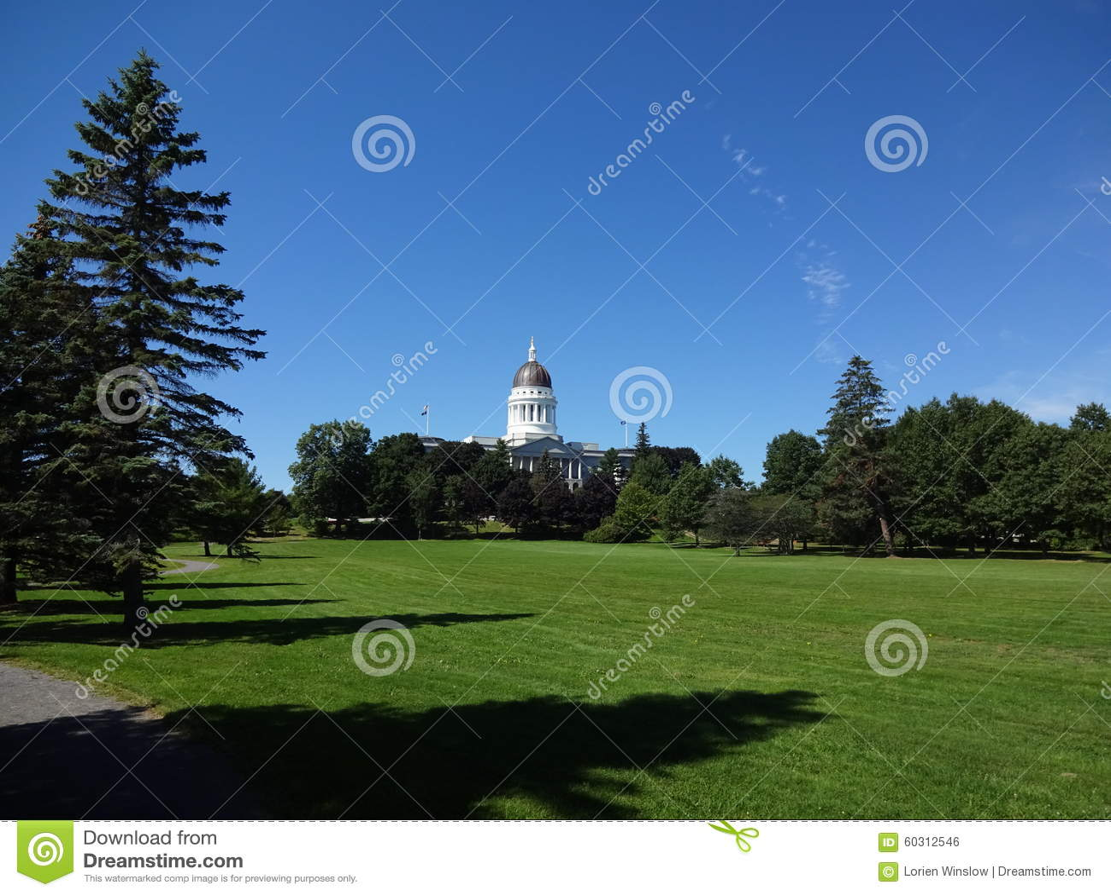 Augusta, Maine Capitol 2