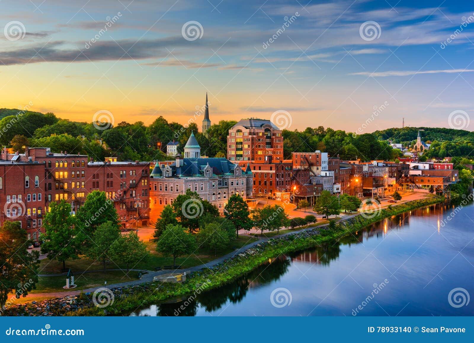 Augusta, Maine, U.S.A.