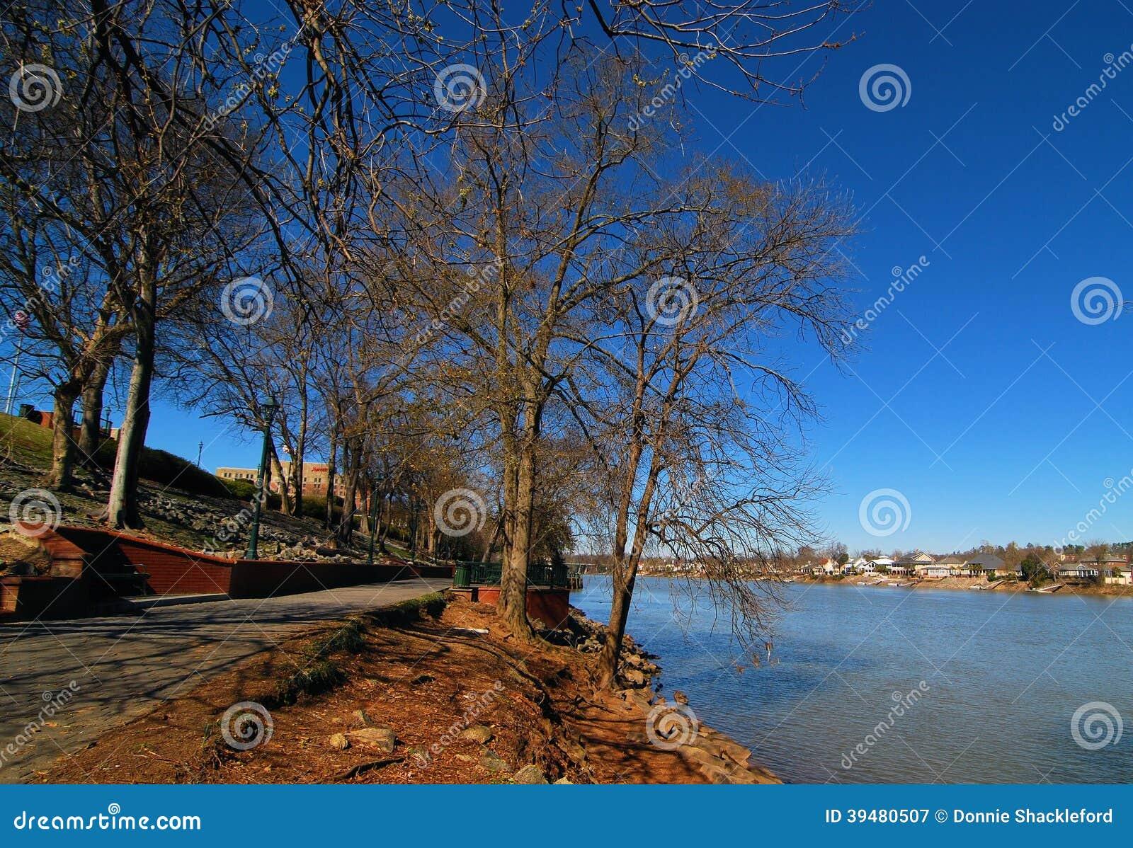 Augusta River Walk