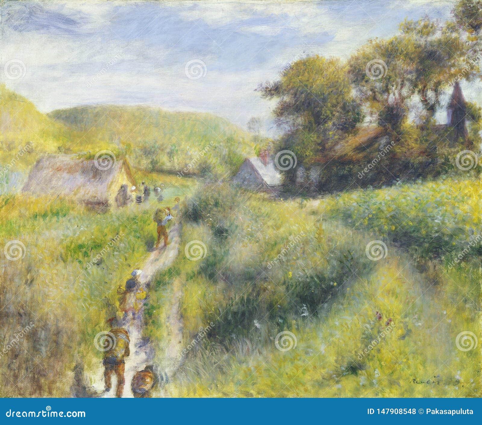 Auguste Renoir - Vintagers