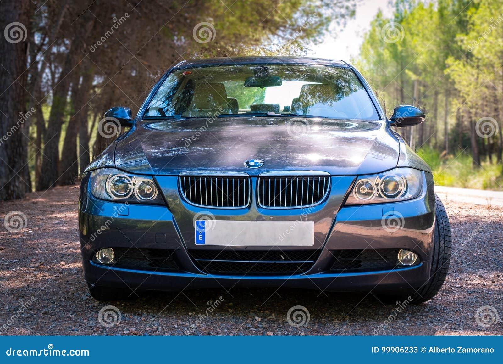 Augusti 2017: Mousserande grafit för BMW 3 serie E90 330i