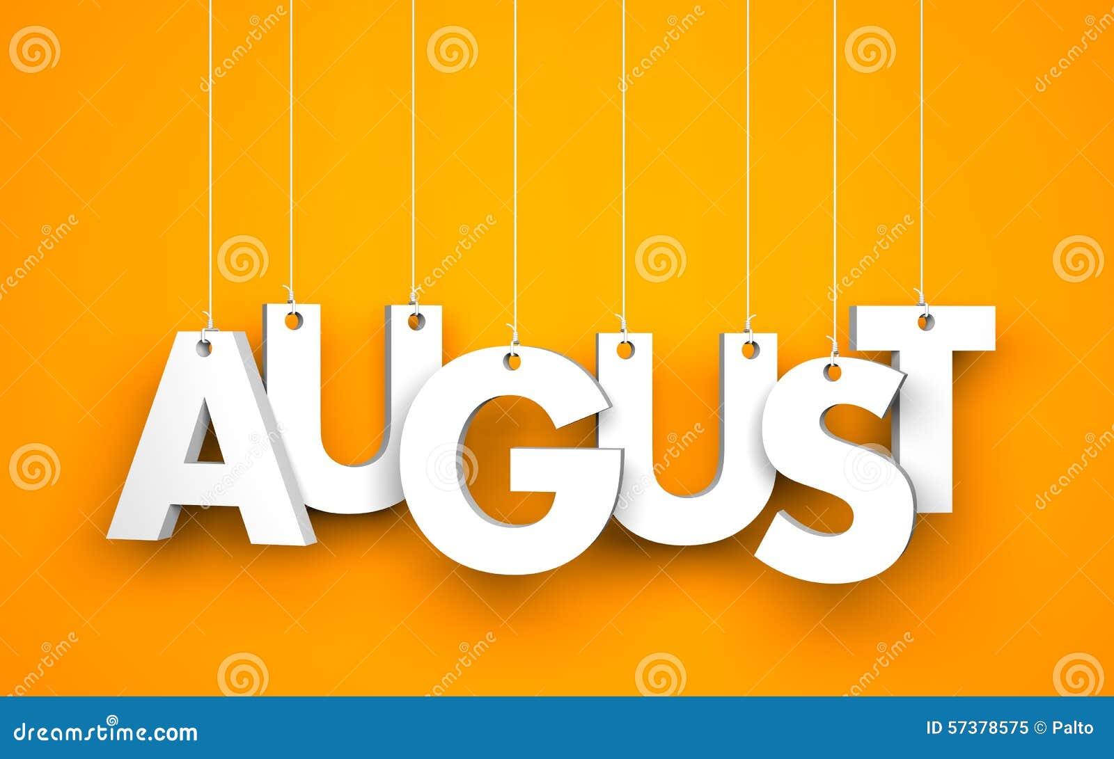 Augustus - 3d woord