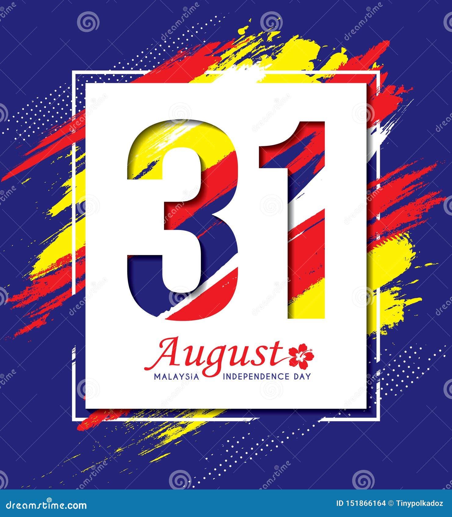 31 Augustus - de Onafhankelijkheidsdag van Maleisië