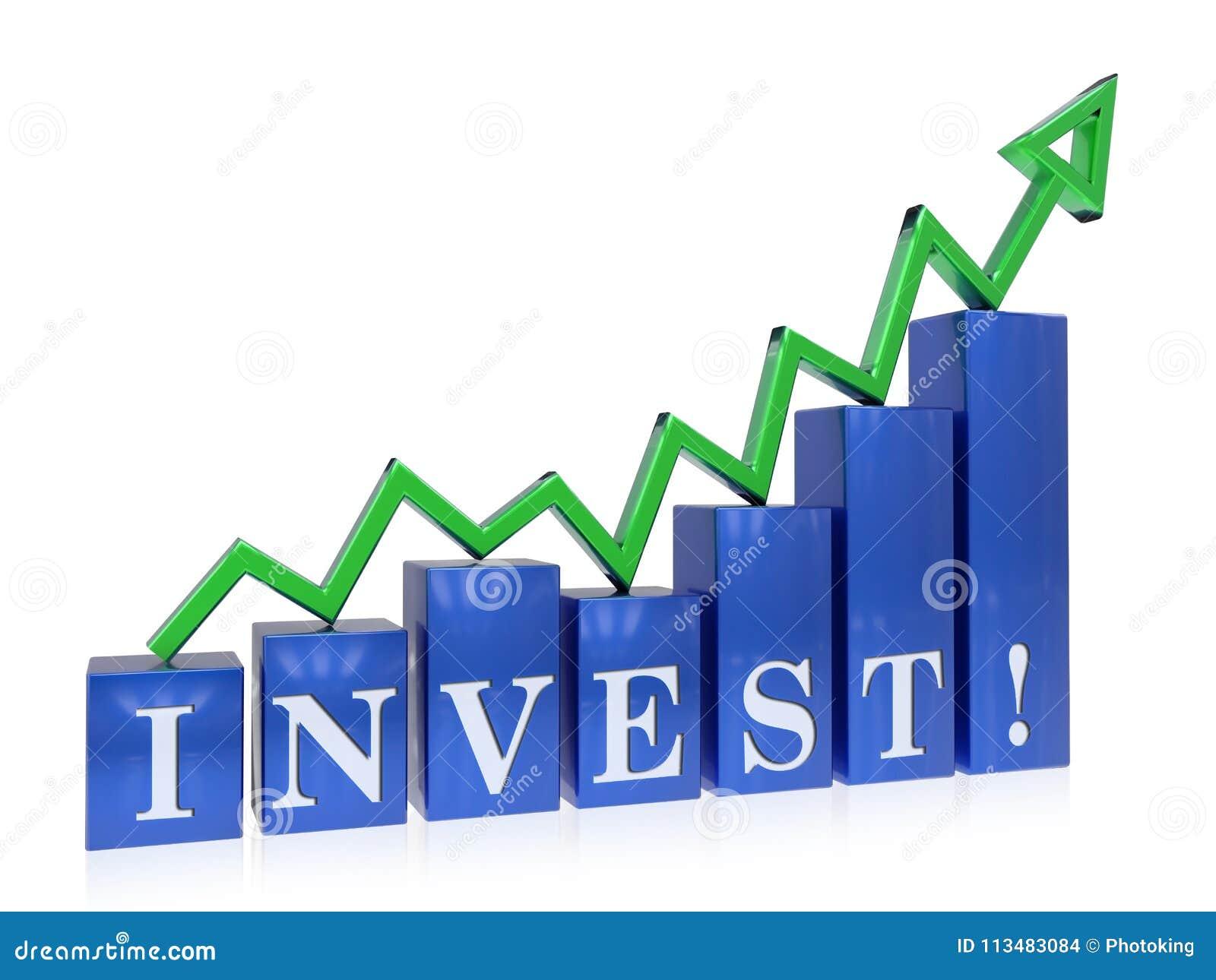 Aumentare investe il grafico
