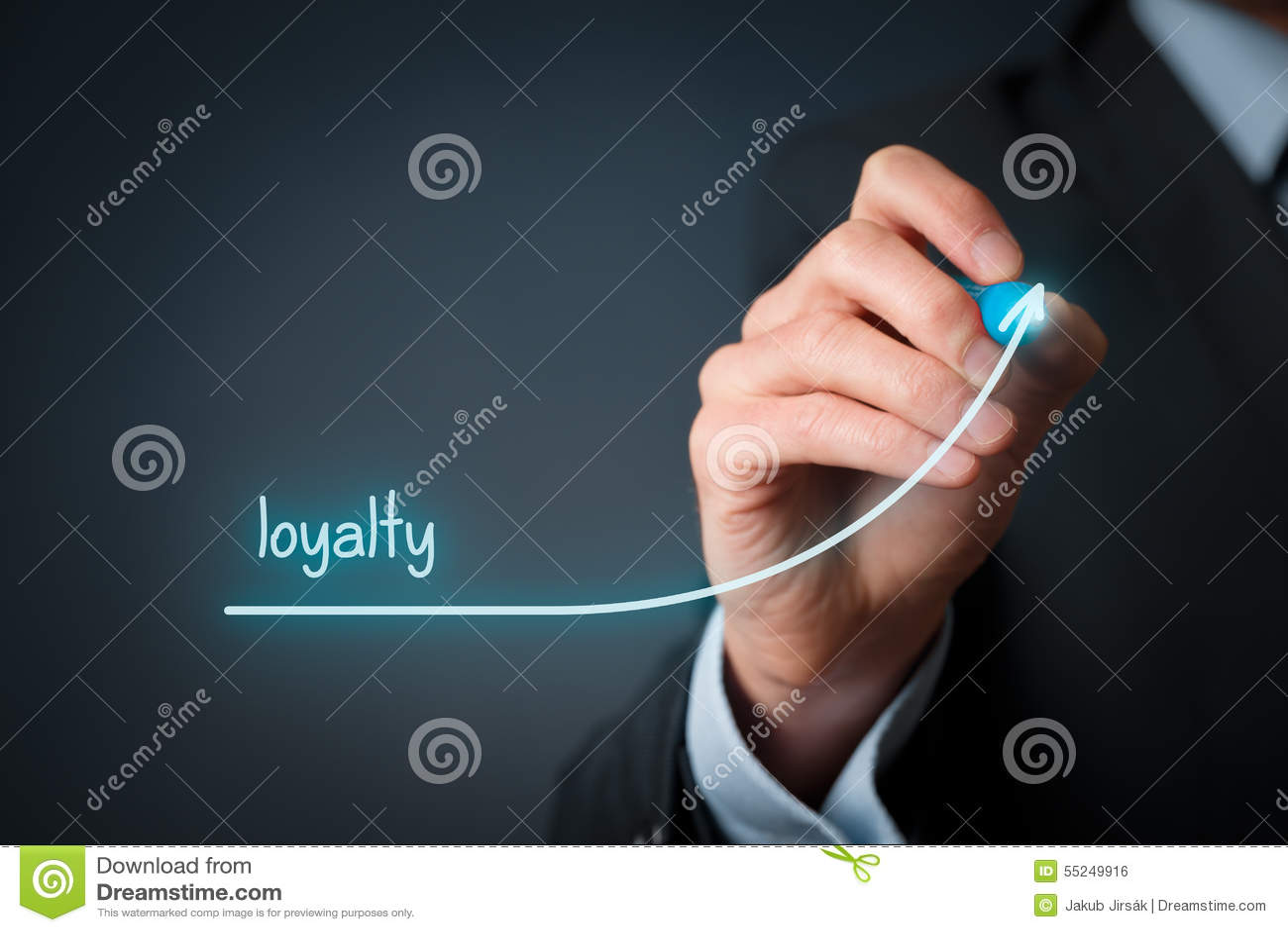 Aumente la lealtad
