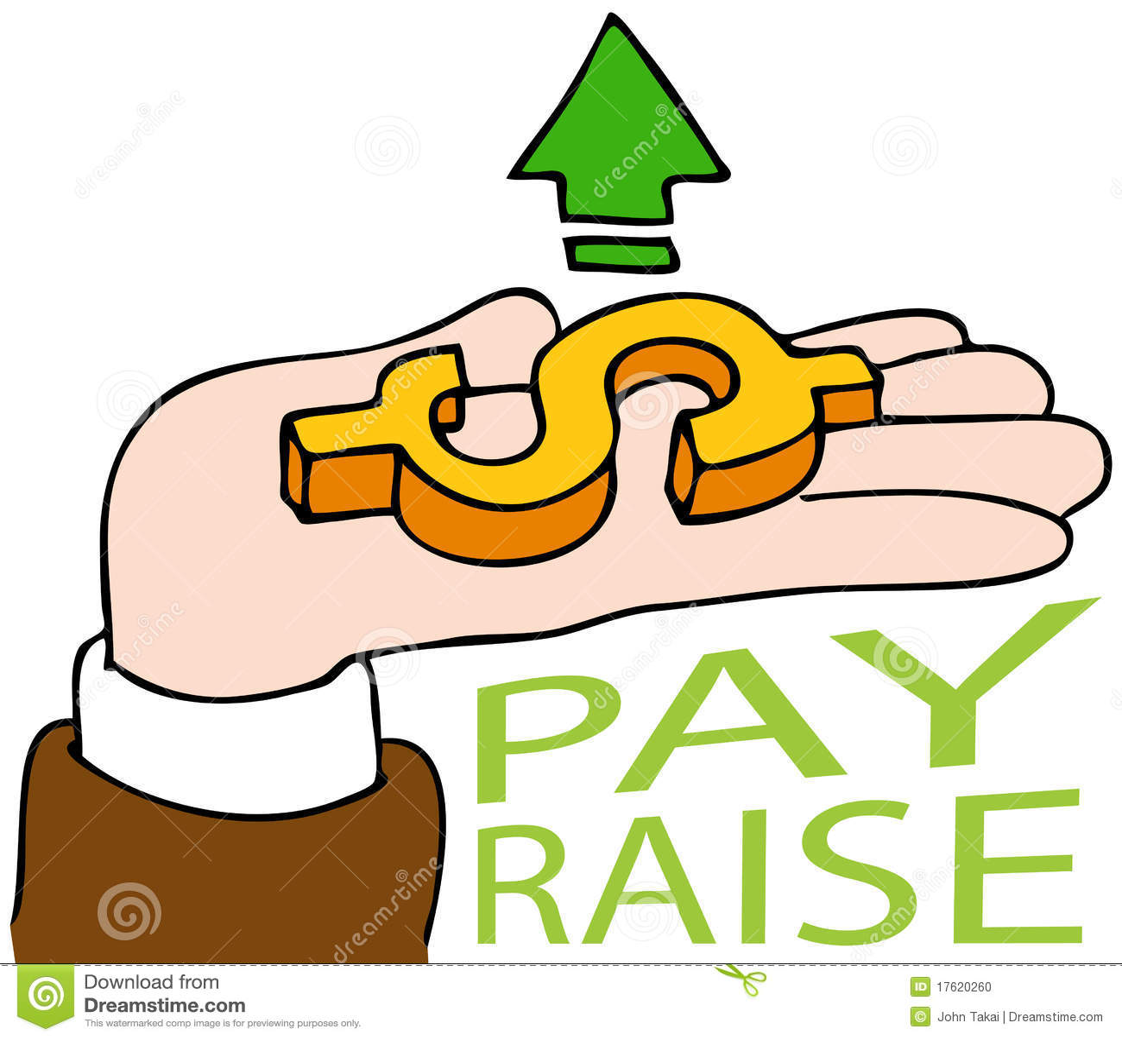 Aumento di paga
