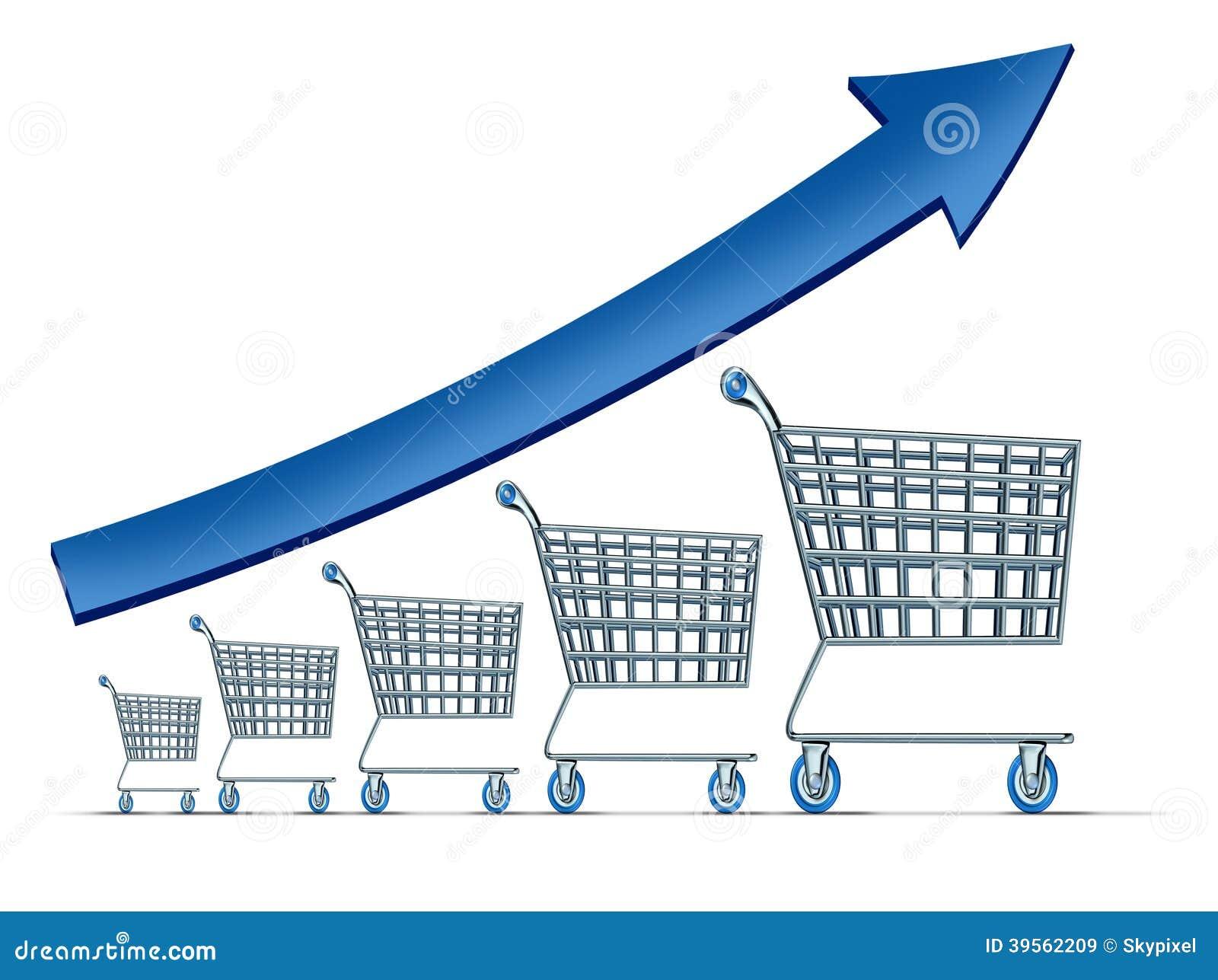 Aumento di vendite