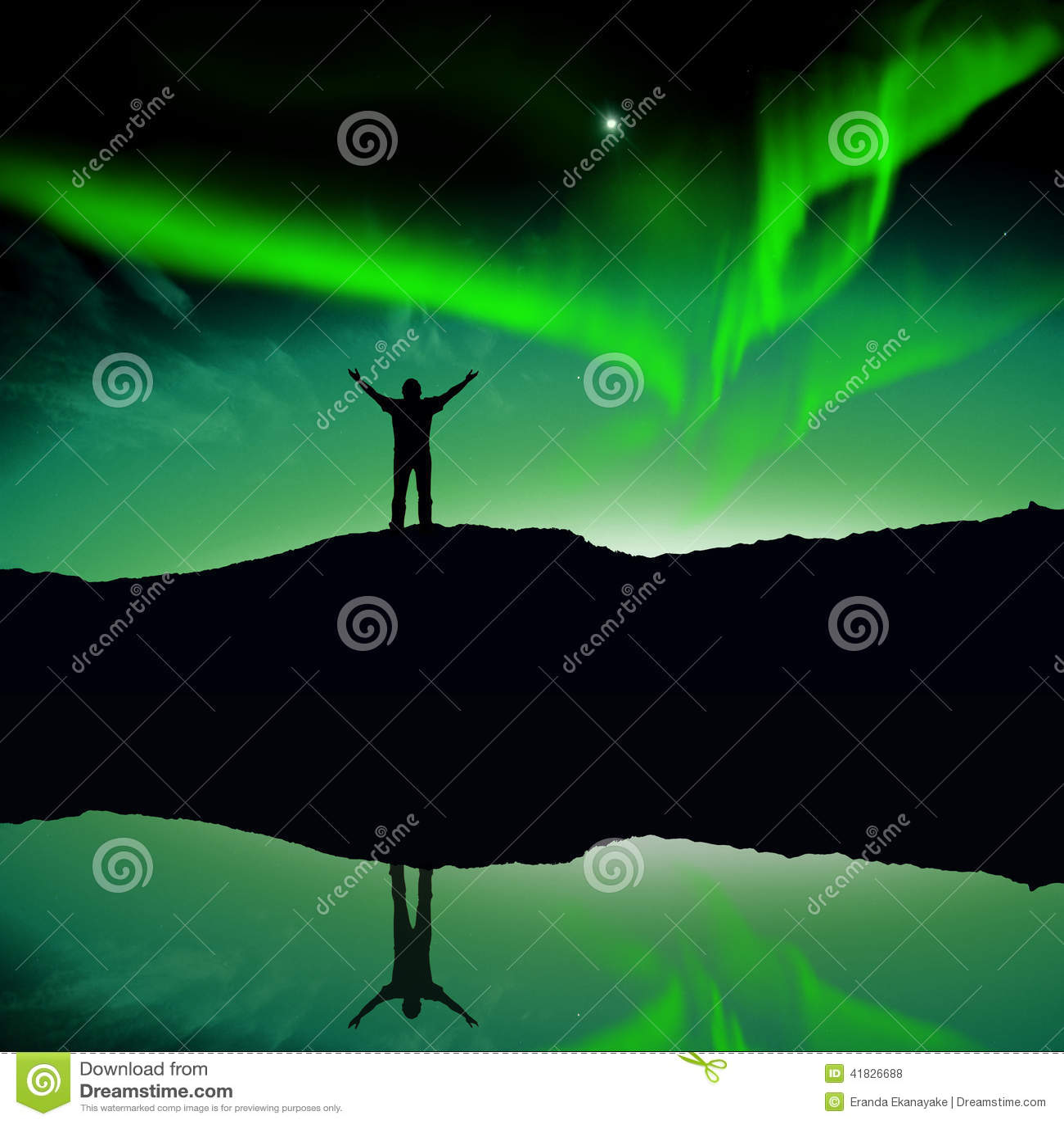 Aurora boreal, Aurora