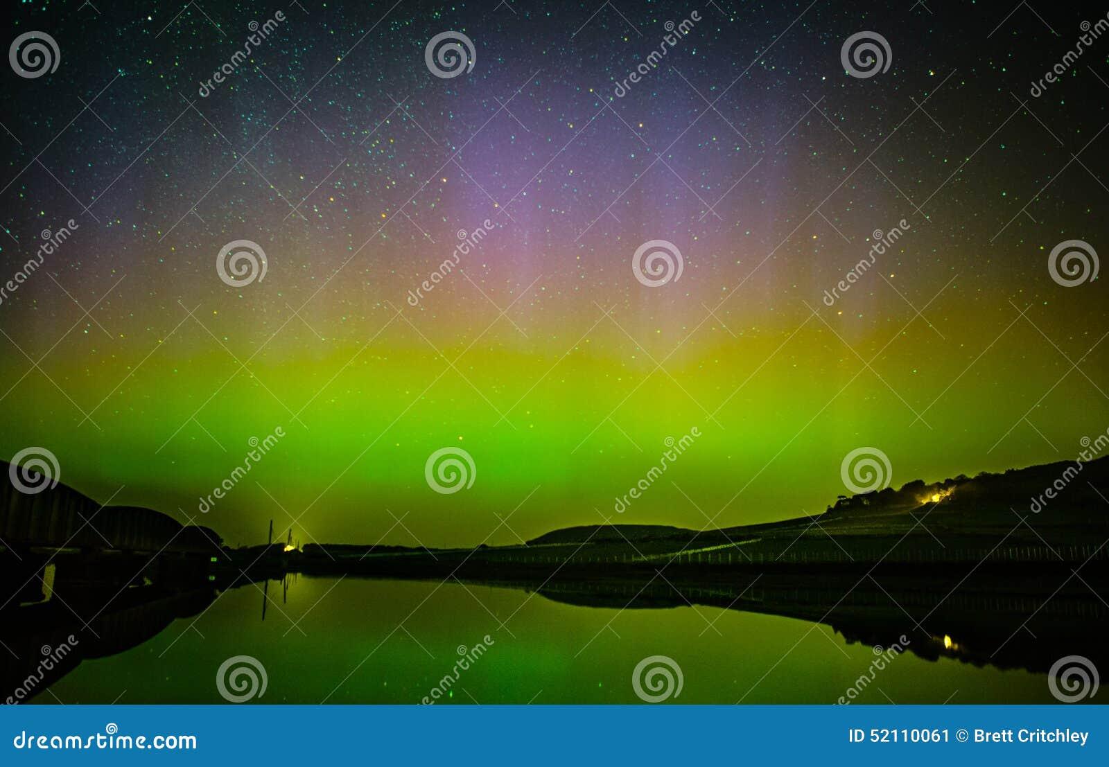 Aurora Borealis Northern-lichten