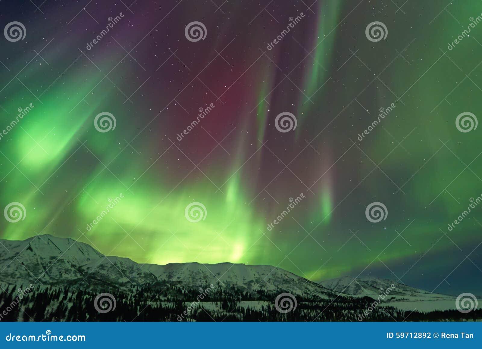 Aurora Borealis Northern ljus