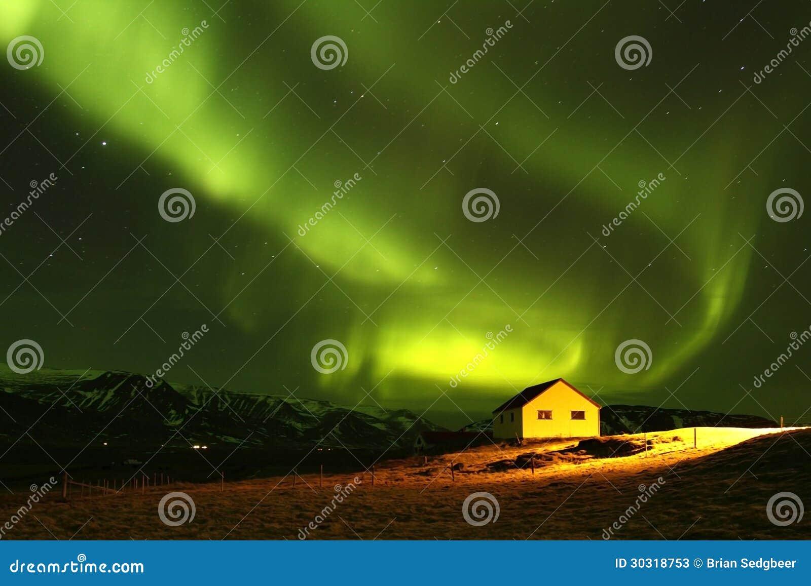 A aurora boreal 11