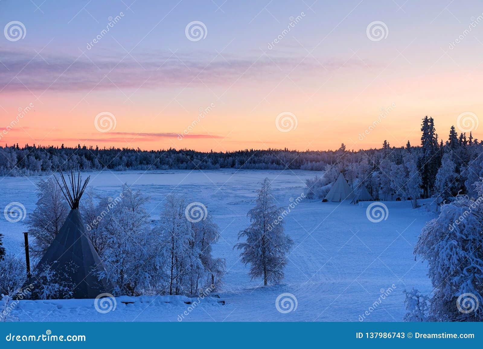 Aurora Village a Yellowknife