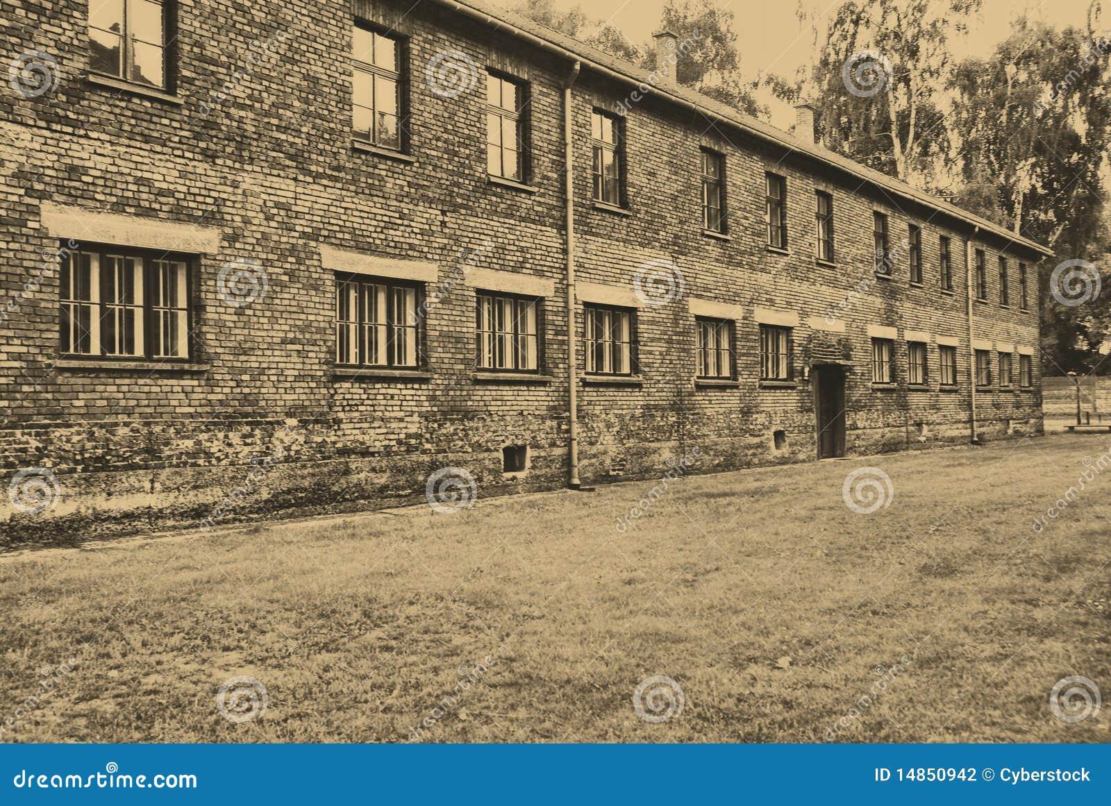 Auschwitz Birkenau camp