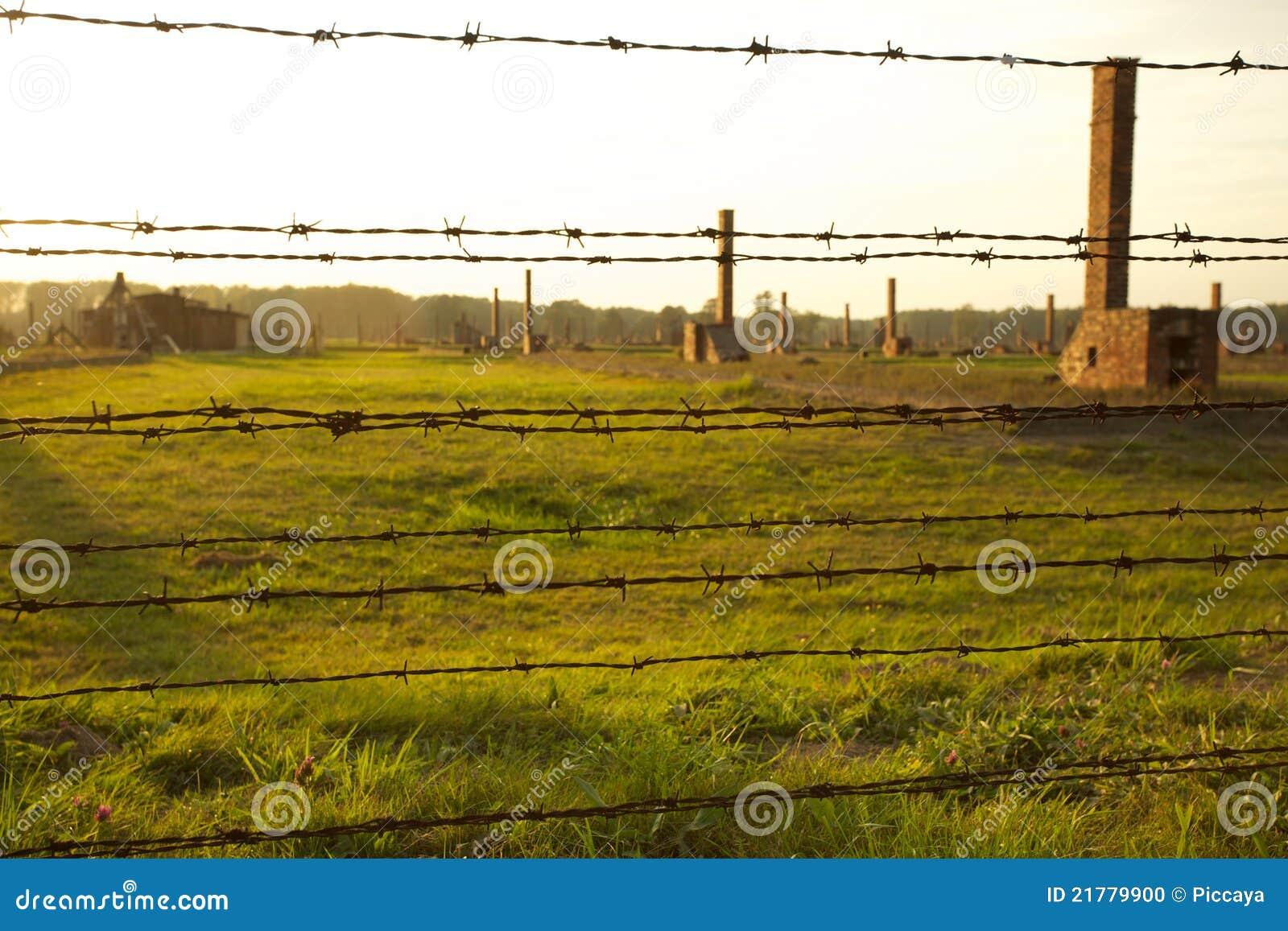 Auschwitz birkenau obozu koncentracja