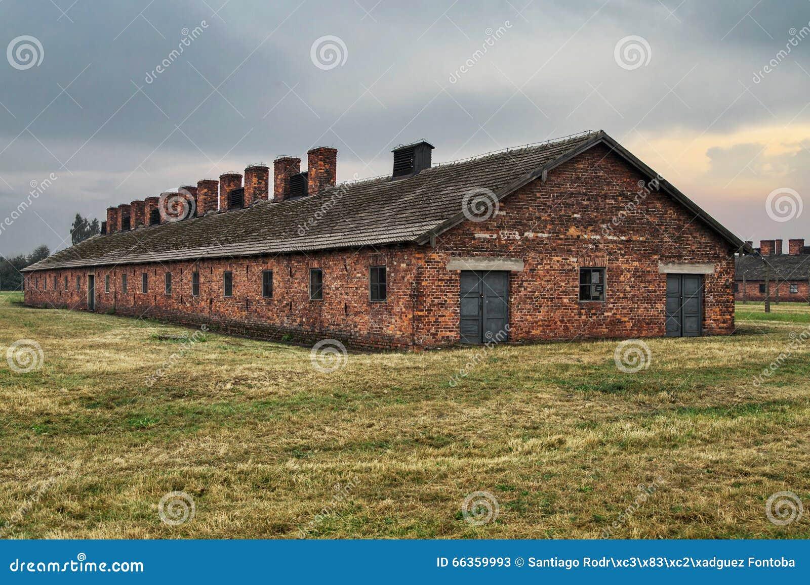 Auschwitz koszary
