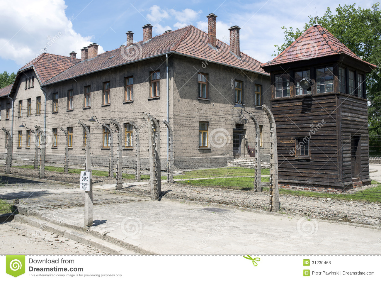 People and Places: Images of a Nazi Concentration Camp |Concentration Camps Buildings