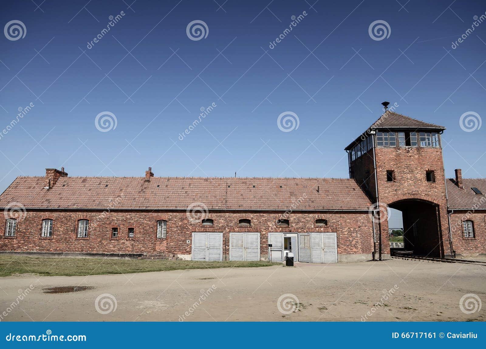 Auschwitz, Niemiecka Nazistowska koncentracja i eksterminacja, obozujemy w Polska