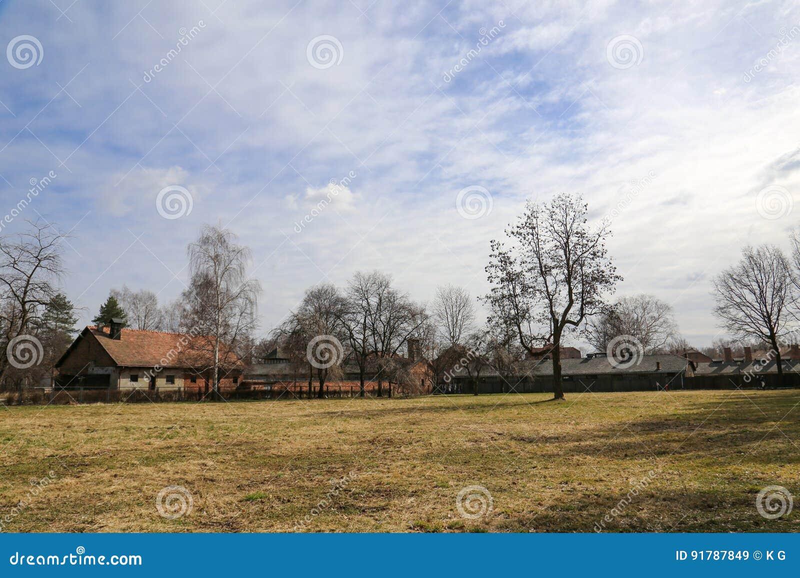 Auschwitz wioska
