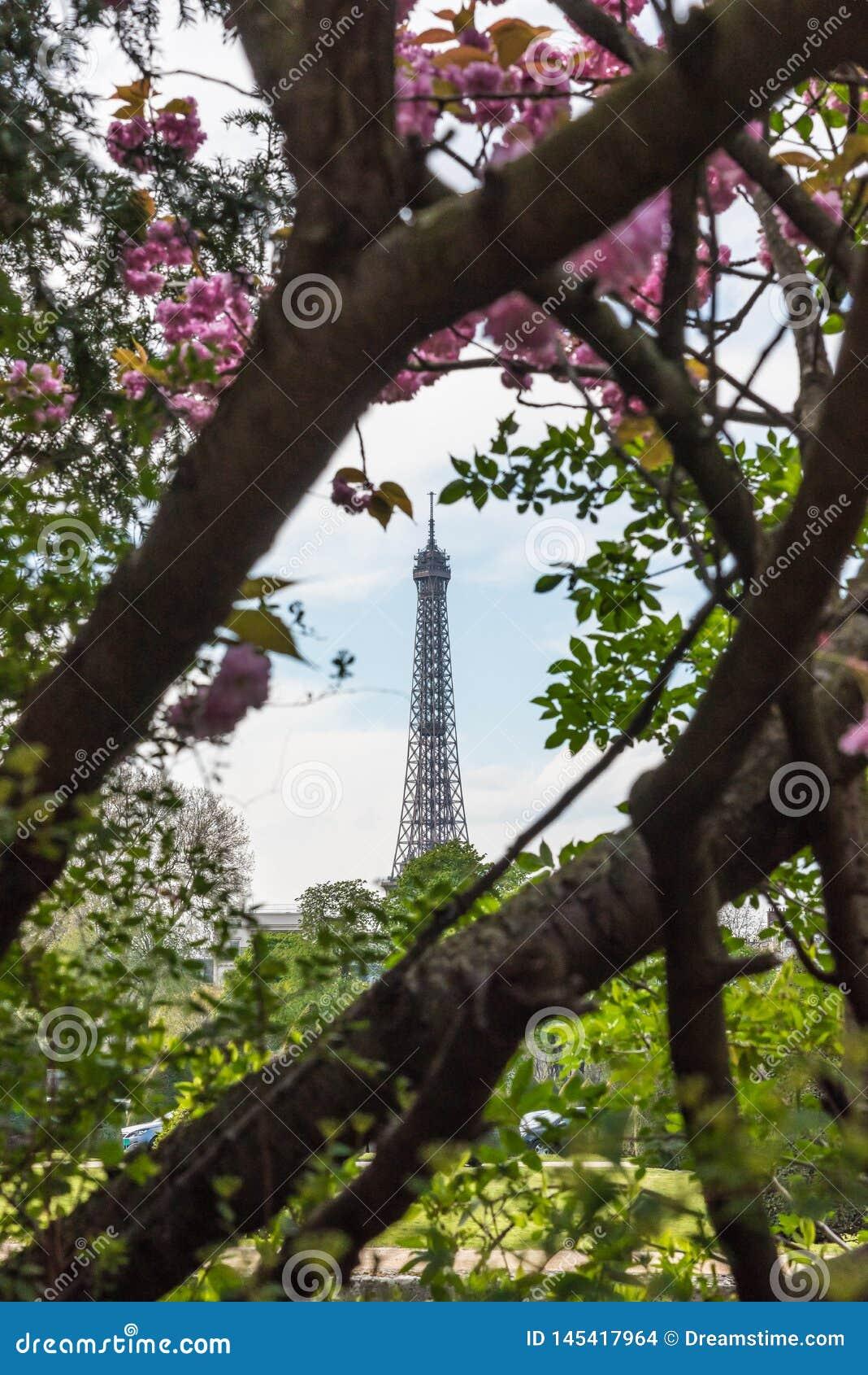 Ausflug Eiffel, Paris