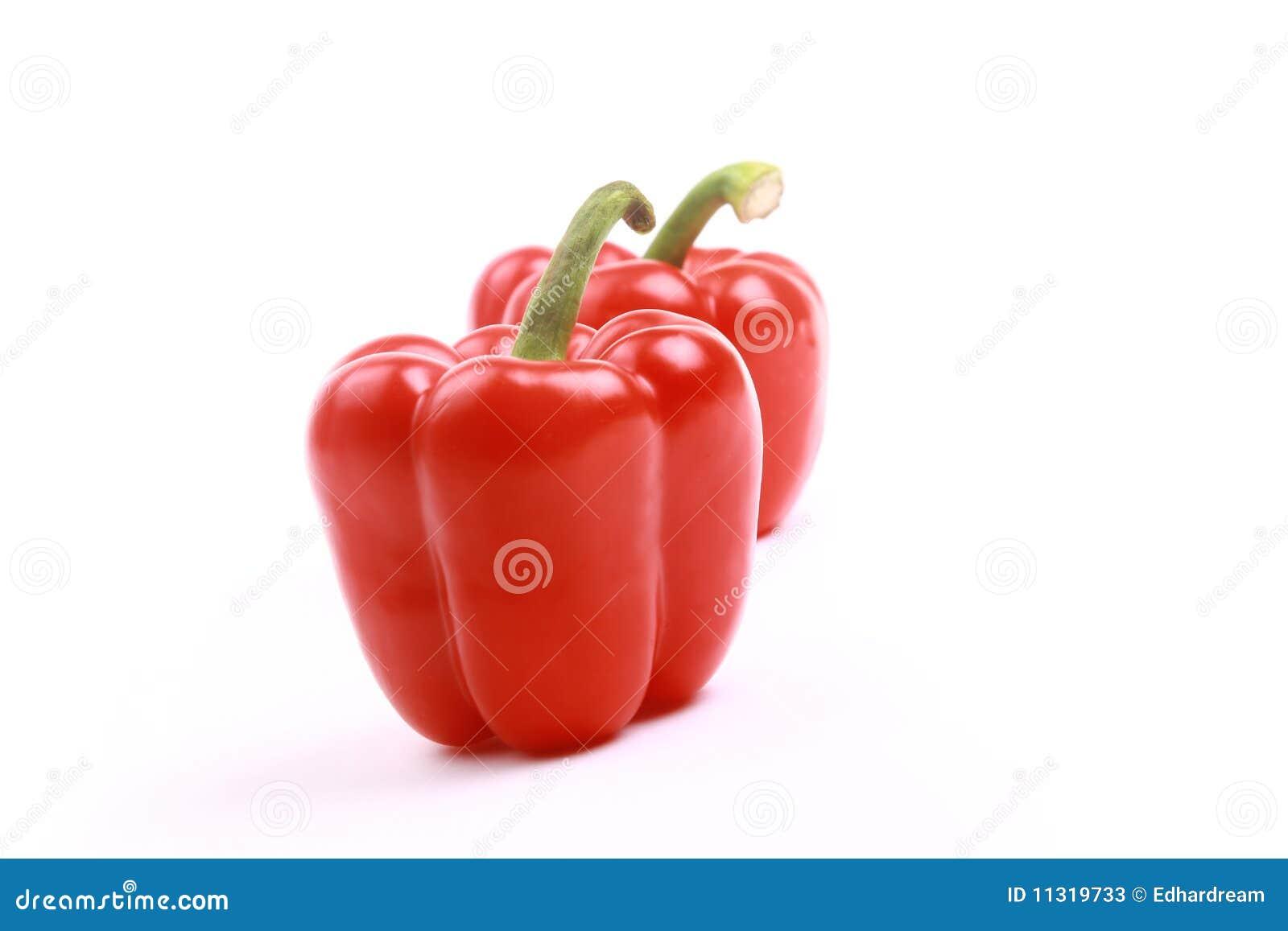 Ausgezeichneter roter Pfeffer