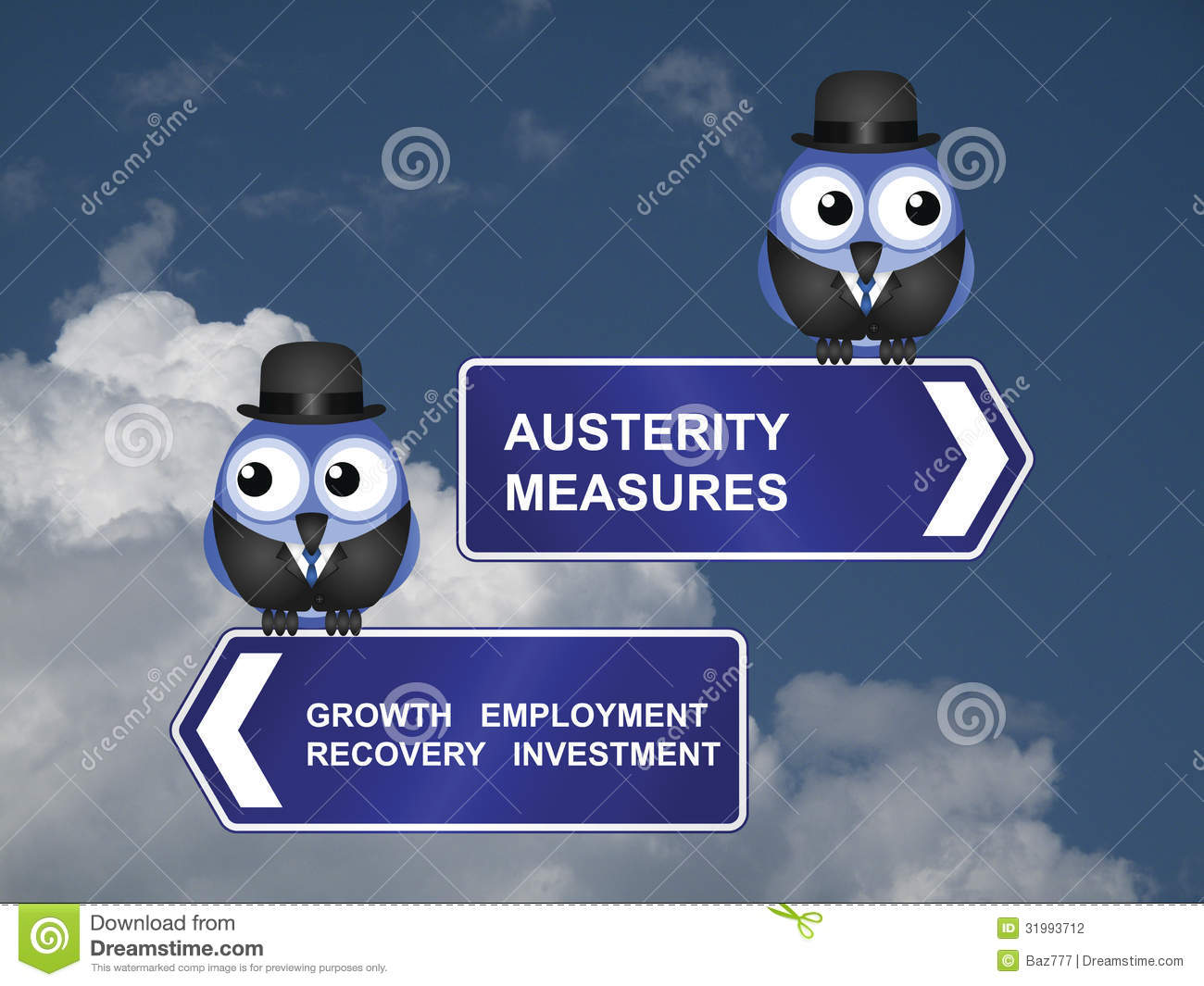 austerity measures Austerity measures are attempts to significantly curtail government spending in  an effort to control public-sector debt.