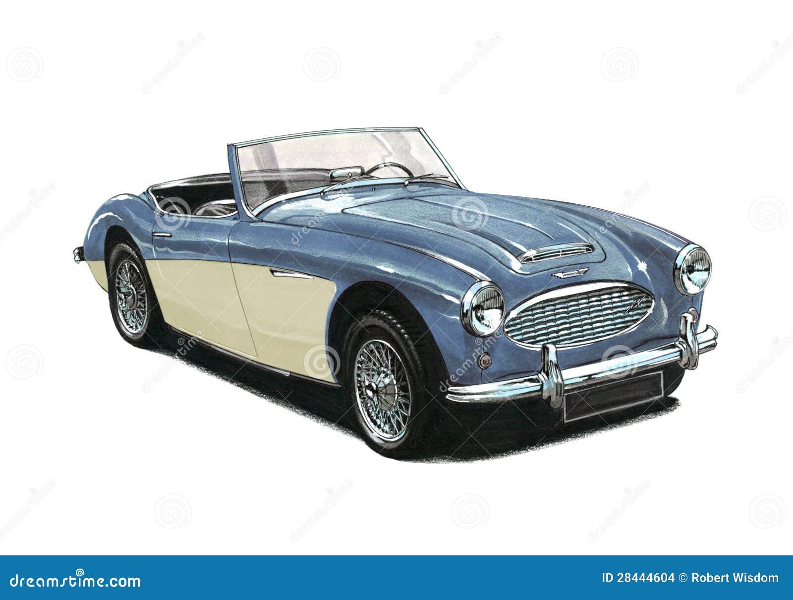 Austin Healey Sportscar