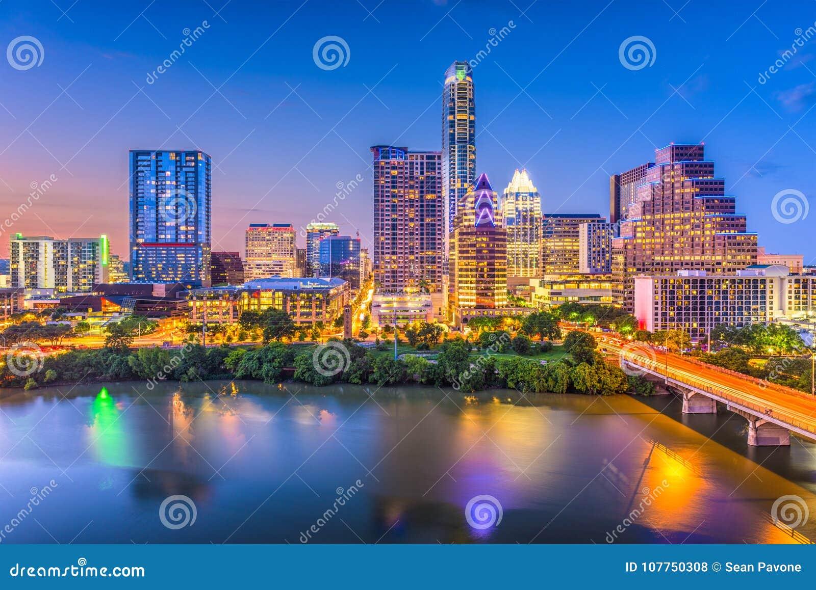 Austin, il Texas, U.S.A.