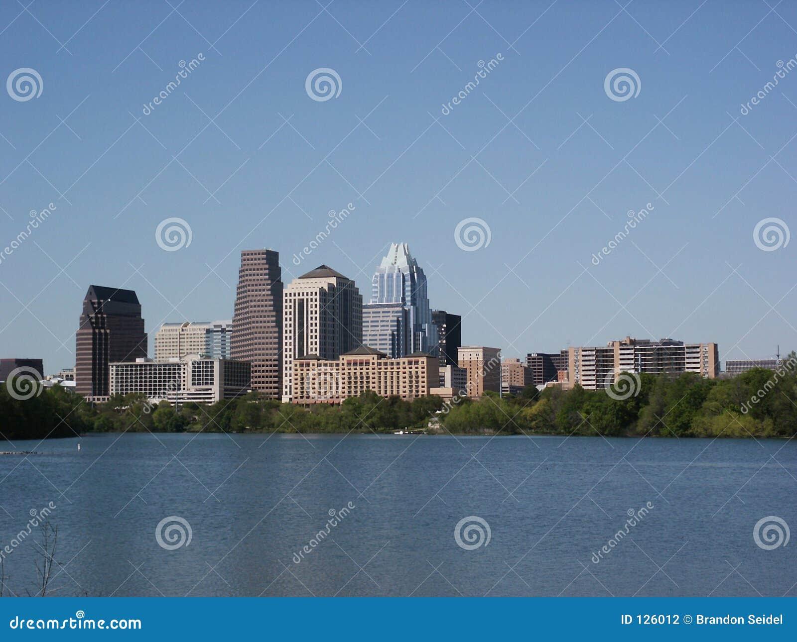 Austin, le Texas : Du centre