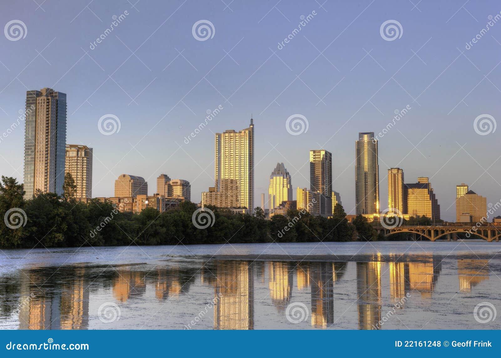 Austin, orizzonte di TX