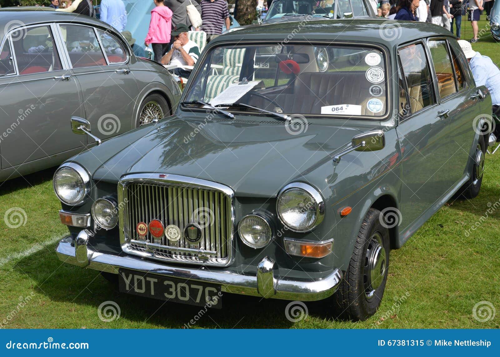 Classic Car Bumpers : Austin riley classic vintage car editorial image