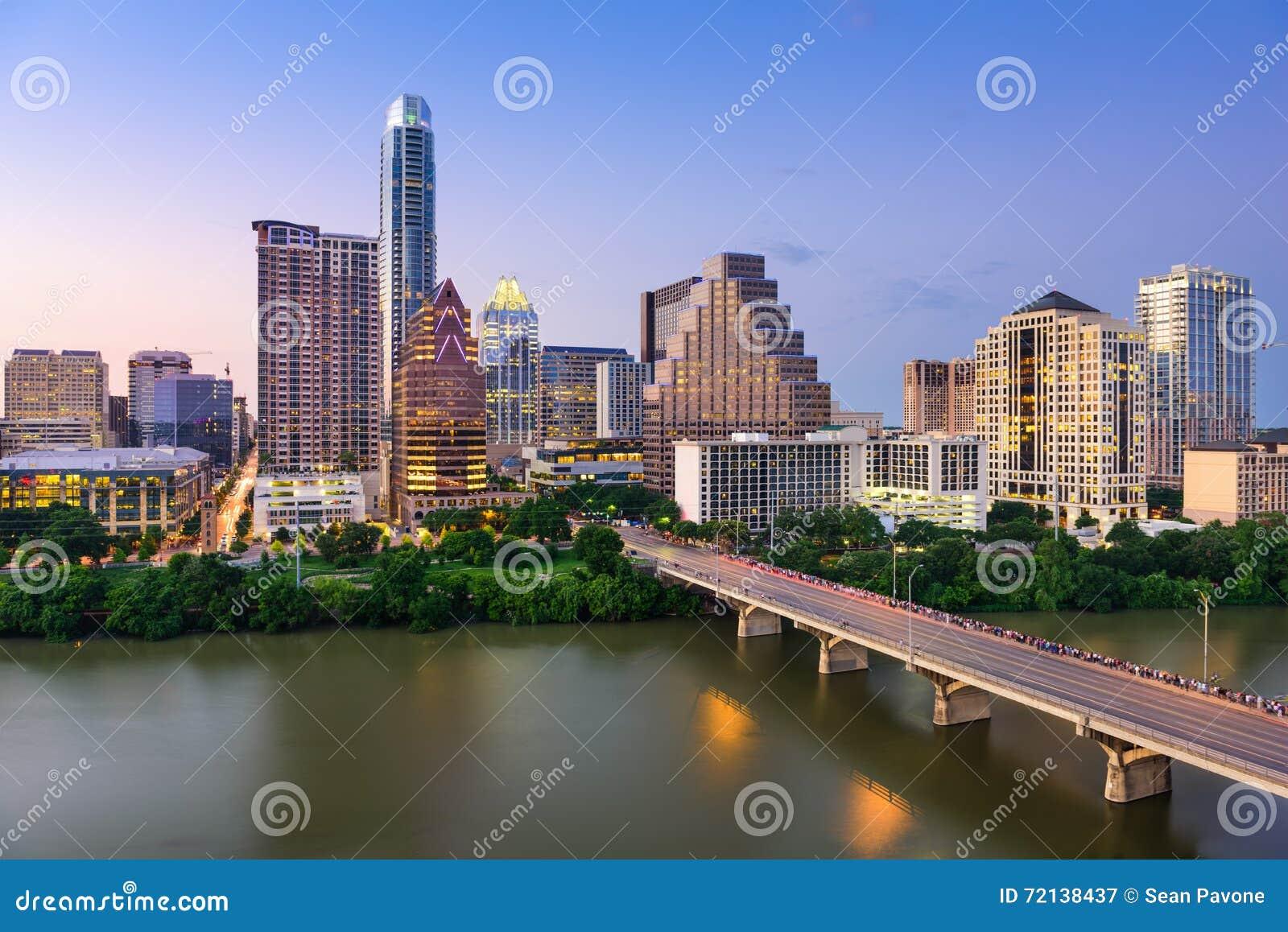 Austin Texas Horizon