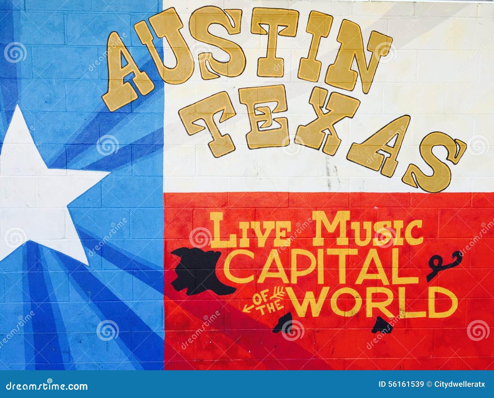 Austin Texas Live Music Capital do mundo