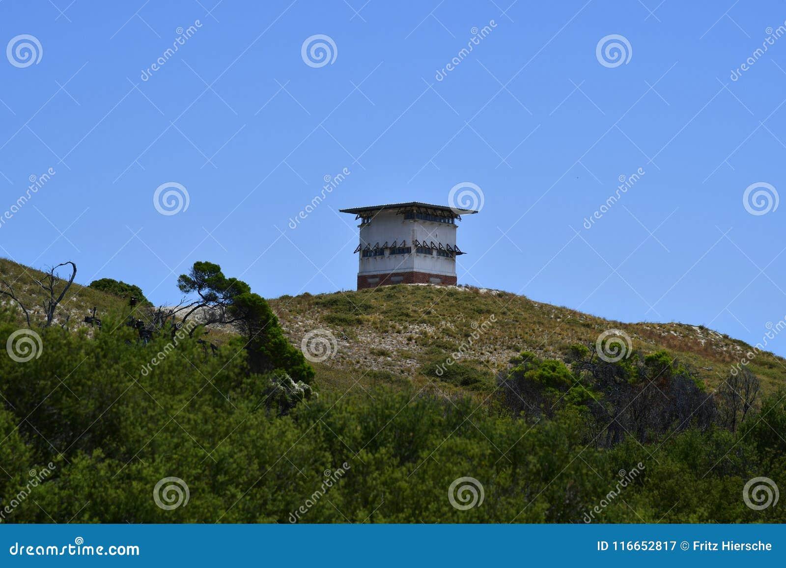 Australië, Rottnest-Eiland, observatietoren