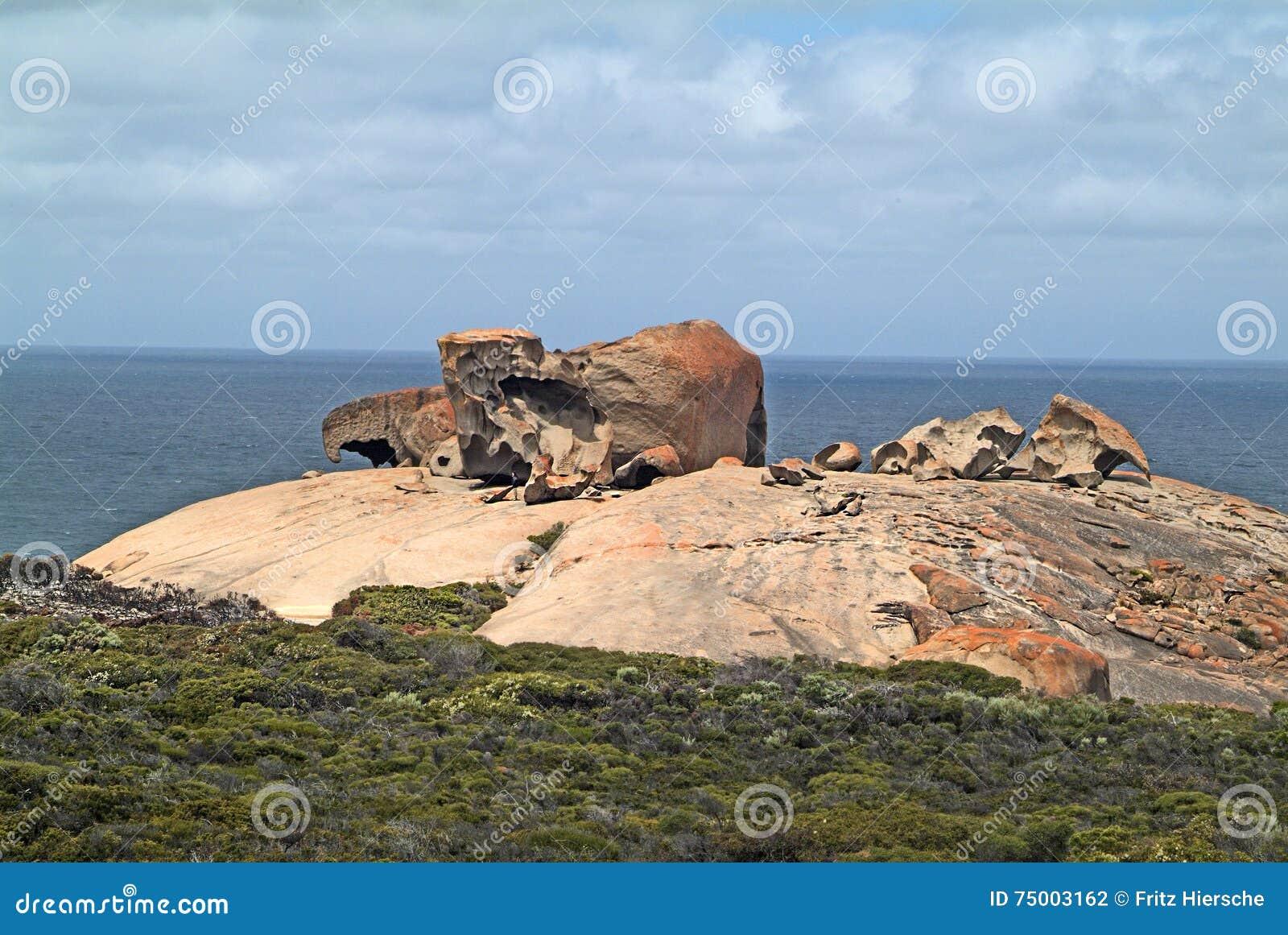Australië SA, Remarkables,