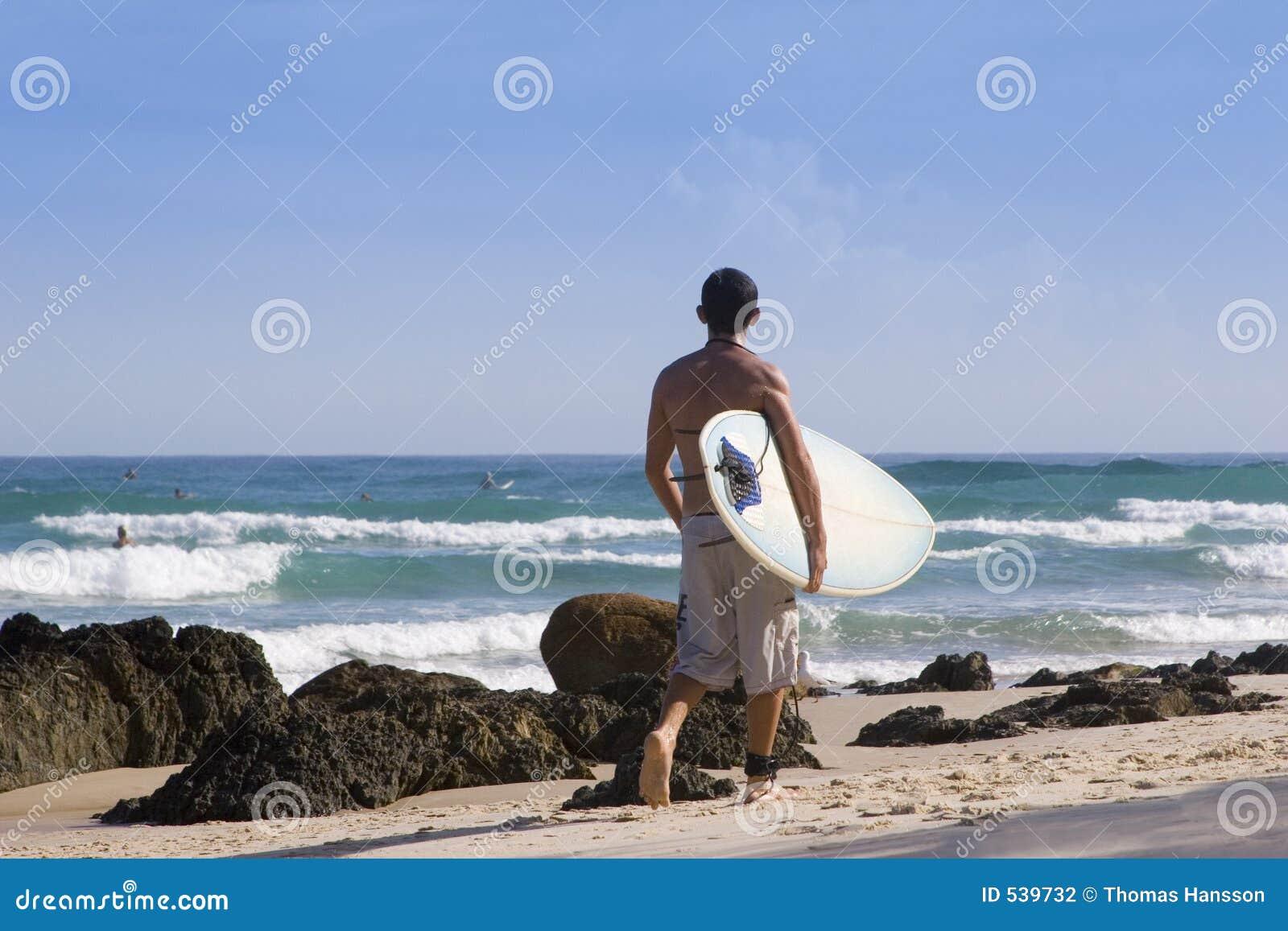 Australia 2 surfer