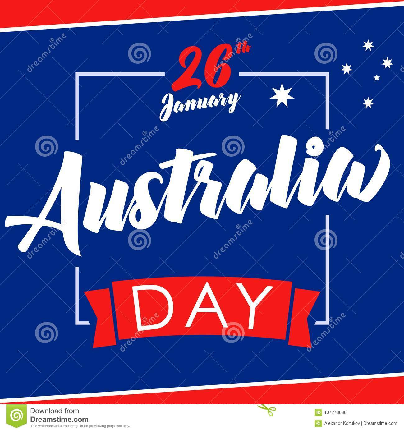 Happy australia day lettering and heart emblem stock vector download happy australia day lettering and heart emblem stock vector illustration of holiday democratic m4hsunfo