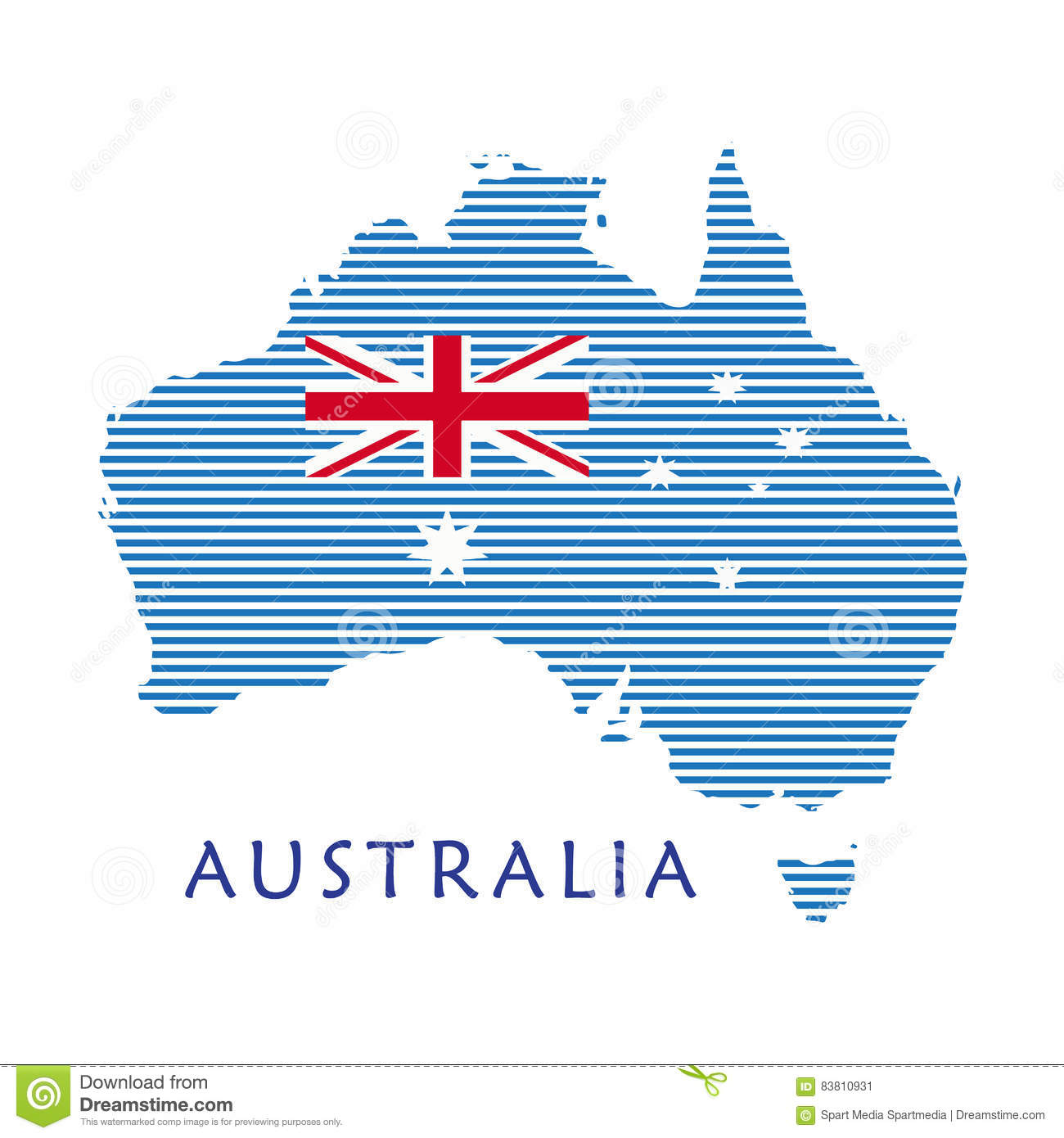 Australia Map Wallpaper.Australia Map Stock Vector Illustration Of Australian 83810931