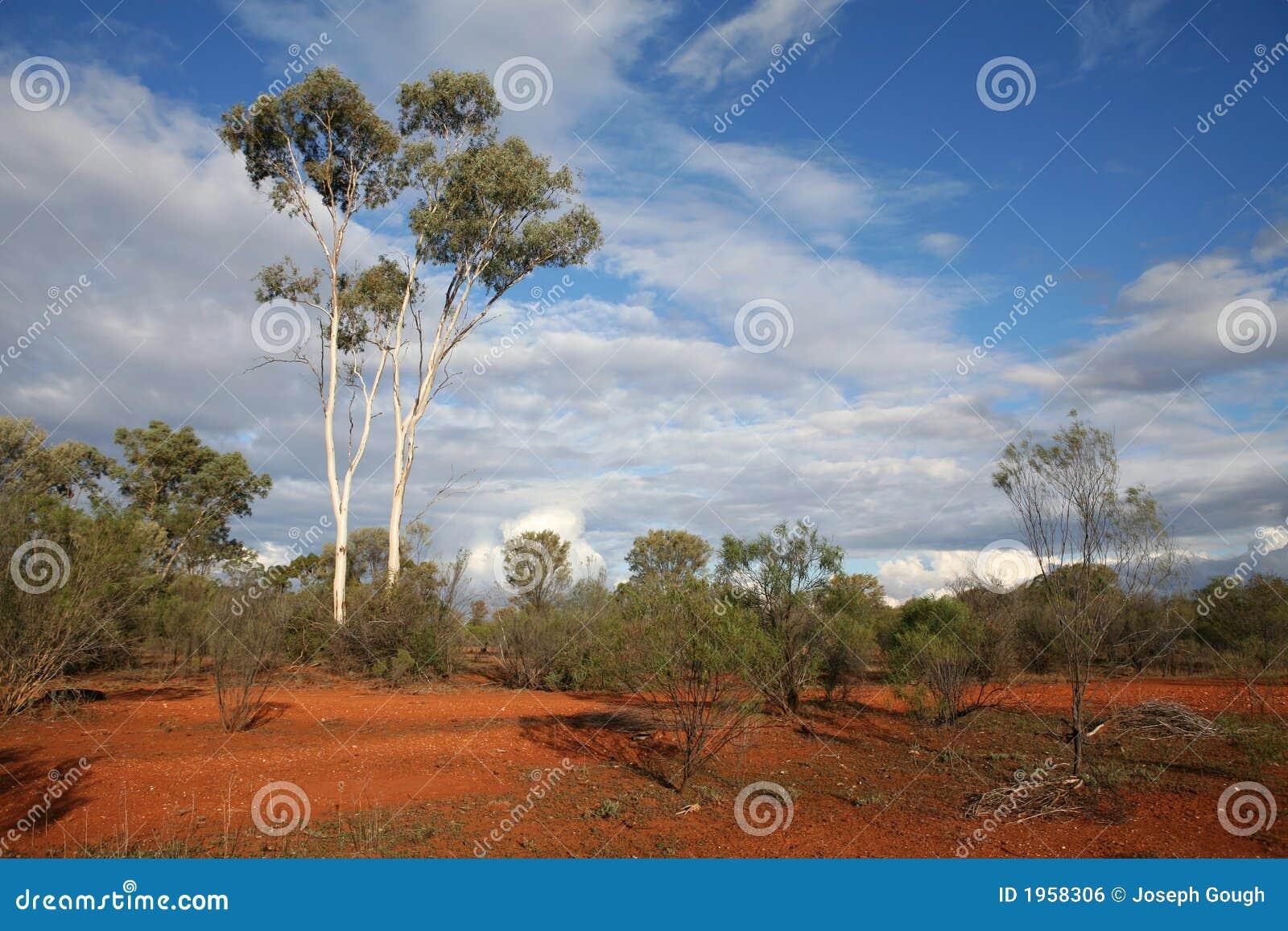 Australia pustkowia