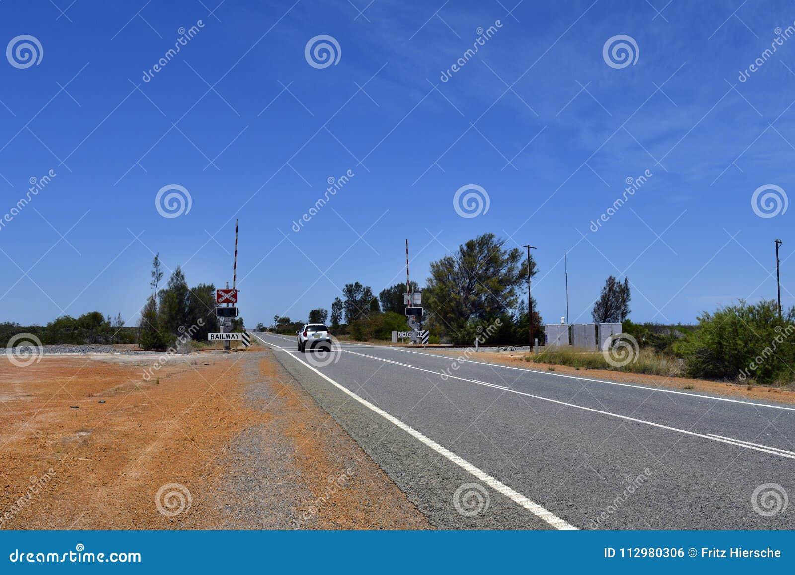 Australia, WA, Highway,