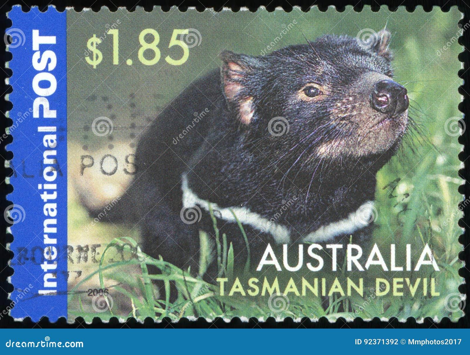 Australia znaczek pocztowy