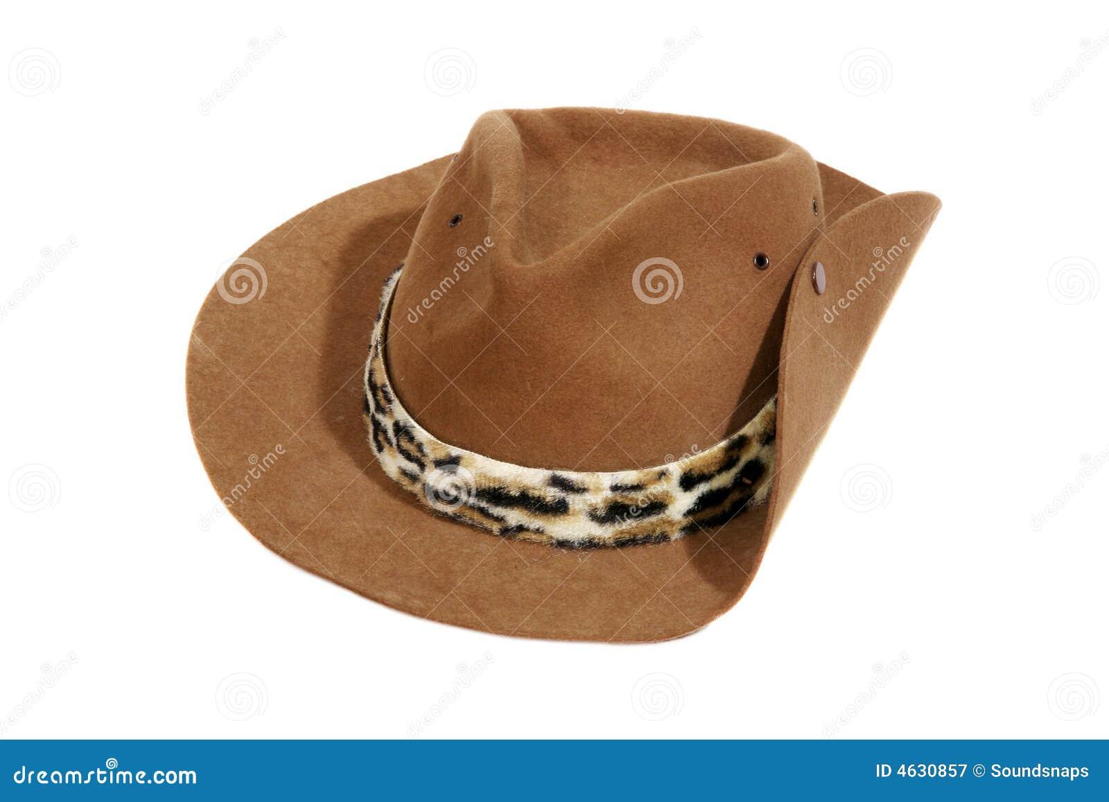 Western cowboy hat clipart