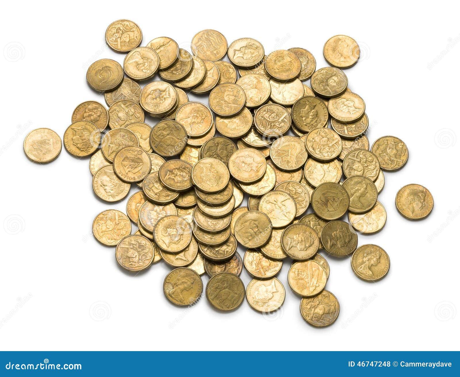 Australian Dollar Coins Money